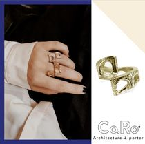VOGUE掲載!日本完全未入荷Co.Ro.Jewels ACQUEDOTTO RING GOLD