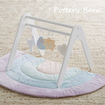 新作☆【Pottery Barn】Rainbow Interactive Playmat