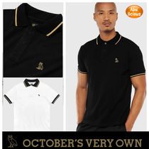 OCTOBERS VERY OWN(オクトーバーズ ベリー オウン) Tシャツ・カットソー OCTOBERS VERY OWN☆Drake監修☆OVO ESSENTIALS POLO ポロシャツ