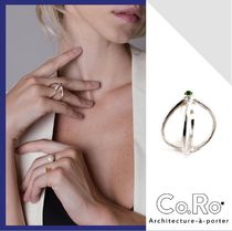 VOGUE ITALIA掲載!日本完全未入荷 Co.Ro.Jewels WIRE RING SV