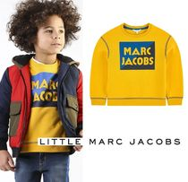 Little Marc Jacobs・ロゴスウェット・大人OK♪イエロー・2019AW