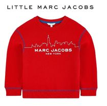 Little Marc Jacobs・ロゴスウェット・大人OK♪ レッド・2019AW