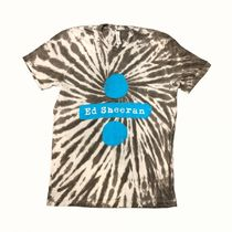 Ed Sheeran ÷(Divided)<絞り染めTシャツ!>
