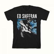 Ed Sheeran ÷(Divided)<Tシャツ!黒!>
