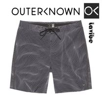 Outerknown★Apexトランク byケリー スレーター Black Surfature