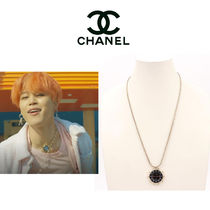 CHANEL★19C La Pausa Cruise necklace BTS Jimin ネックレス