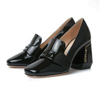 【関税負担】 PRADA LEATHER PUMPS