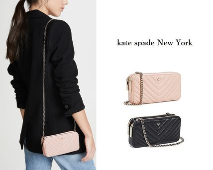 Kate Spade New York☆Amelia Double Zip Mini Crossbody Bag