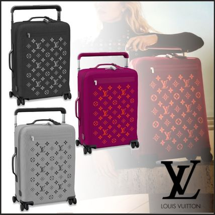 Louis Vuitton スーツケース 機内持ち込み可 LV ホライゾン・ソフト キャリーケース 国内発送