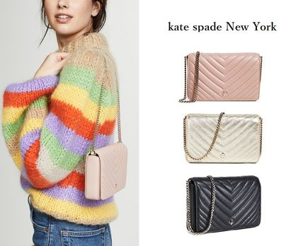 Kate Spade New York☆Amelia Chain Wallet☆チェーン付き財布