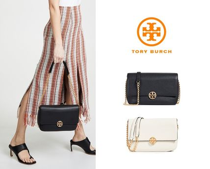 Tory Burch◆CHELSEA CHAIN SHOULDERBAG きれいめ上品ショルダー