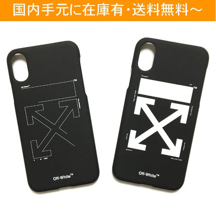 Off-White スマホケース・テックアクセサリー OFF-WHITE ARROWS iPhone case