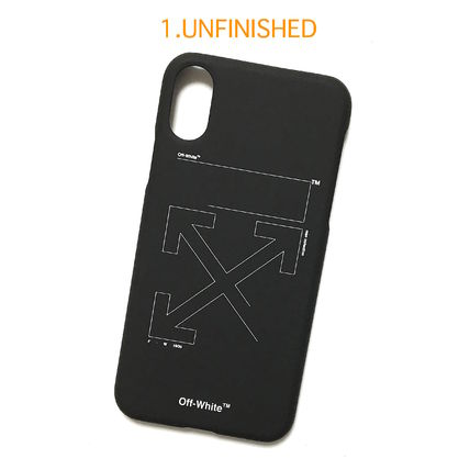 Off-White スマホケース・テックアクセサリー OFF-WHITE ARROWS iPhone case(3)