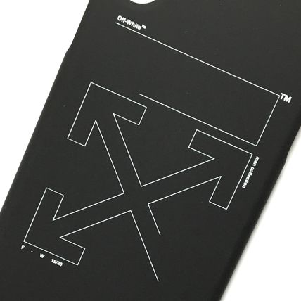 Off-White スマホケース・テックアクセサリー OFF-WHITE ARROWS iPhone case(4)
