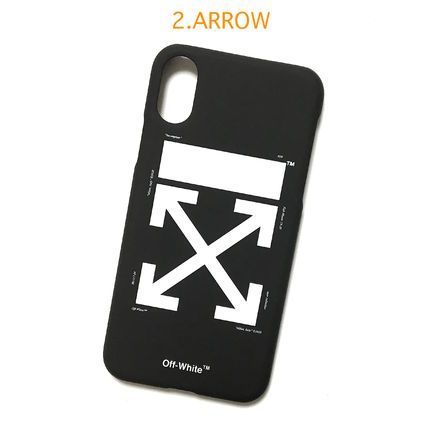 Off-White スマホケース・テックアクセサリー OFF-WHITE ARROWS iPhone case(5)