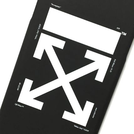 Off-White スマホケース・テックアクセサリー OFF-WHITE ARROWS iPhone case(6)