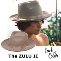lack of color(ラックオブカラー) ハット 大人気【Lack of colour】The ZULU II★ユニセックス★