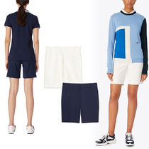 国内発送★Tory Burch★TECH TWILL GOLF SHORTS