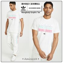 adidas originals × Alexander Wang ☆グラフィック Tシャツ