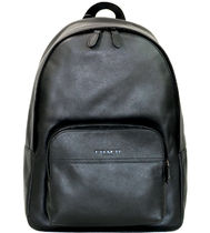 New Style COACH ハウストンbackpack F49313 黒