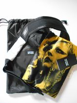 送料無料!RS Poster Waistbag Satin Punk Yellow