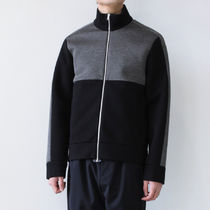 HELMUT LANG(ヘルムート ラング) ブルゾン [国内発送] HELMUT LANG CONTRAST TRACK ZIP