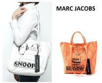 【PEANUTS X MARC JACOBSコラボ】 THE TAG TOTE トートバッグ
