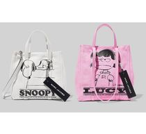 PEANUTS X MARC JACOBSコラボ☆THE MINI TAG TOTE ミニトート