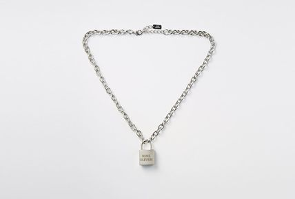 ネックレス・チョーカー 【NINE ELEVEN】NE Lock Pendant Necklace-W(3)