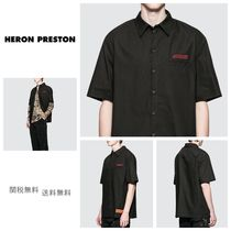 [HERON PRESTON] CTNMB Basic Button Shirt シャツ