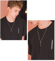 【CRUMP】Crump surgical steel square necklace