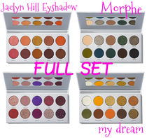 Morphe Brushes(モーフィー) アイメイク 4枚セット☆MORPHE × JACLYN HILL EYESHADOW PALETTE