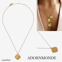 ◆NEW◆ADORNMONDE◆ Aires コイン ネックレス