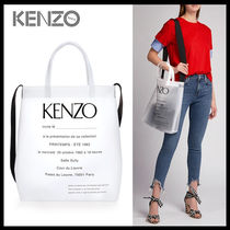 【KENZO ケンゾー】Invitation tote bag 5SA001 F45 01