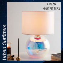 Urban Outfitters 虹色 グローブ テーブルランプ ライト 照明