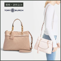 【TORY BURCH】 FLEMING SMALL TOTE BAG トートバッグ ロゴ 2WAY