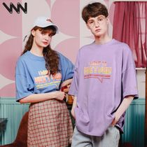 WV PROJECT★MEET YOU 半袖Tシャツ SYST7250 4色