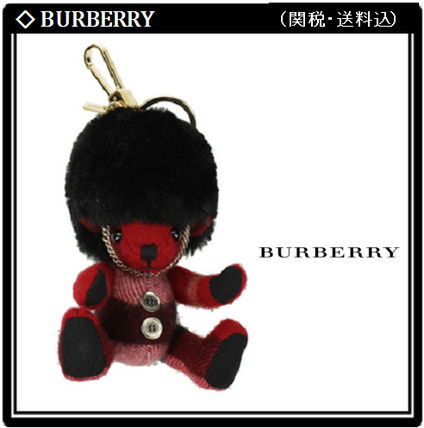 【BURBERRY】Thomas Bear Busby キーリング 関税・送料込