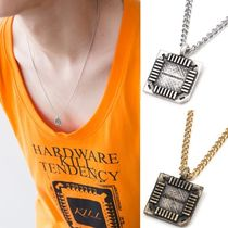 ANOTHERYOUTH★韓国★男女兼用 hardware necklace 【2色展開】