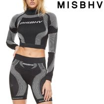 ★MISBHV★ The Classic Active Cropped Top ★関税 送料込★