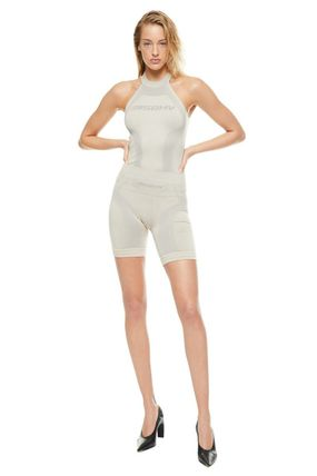 MISBHV Tシャツ・カットソー ★MISBHV★The Classic Active Halter Top Beige★関税 送料込★(5)