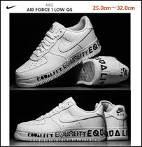 【NIKE】AIR FORCE 1 LOW QS 'EQUALITY' ★エアフォース1