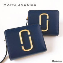 MARC JACOBS * Snapshot Mini Compact Wallet