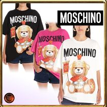 ∞Moschino∞ 'Teddy gladiatore'Tシャツ 関税送料込!!