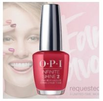 OPI  限定 INFINITE SHINE ISL R55 Vodka & Caviar 送料込