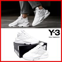 Y-3(ワイスリー) スニーカー 関税負担☆韓国の人気☆【Y-3】☆KAIWA SNEAKERS☆WHITE☆