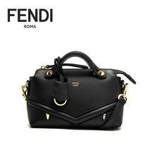 19SS☆FENDI☆BY THE WAY MINI 2wayバッグ Bag Bugs Eyes NERO♪