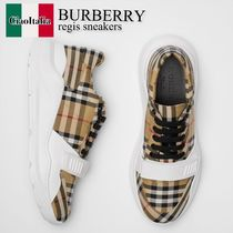 Burberry regis sneakers