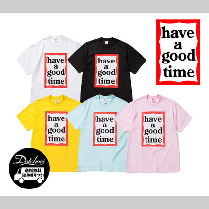 have a good time Tシャツ・カットソー have a good time Big Frame SS Tee NE1286