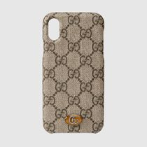 ★GUCCI(グッチ)グッチ Ophidia iPhone X/XSケース